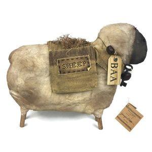 Primitives By Kathy Jenn Steffa Sheep BAA